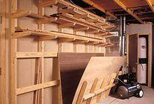 Konstruksjon - Treverk