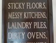 Housework malarky