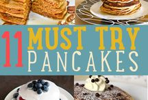 Breakfast recipes / Pancakes