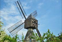 Autour de Chouzé-sur-Loire / Autour du sympathique village de Chouzé-sur-Loire, beaucoup de jolies balades à découvrir ...
