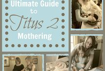 Motherhood Tips (for Christians)