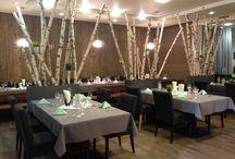 interior of our restaurant
