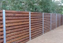 Fence / by Alexis Oakes