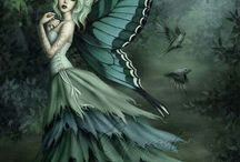 Angels and mythical