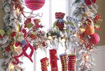 Ideas for Christmas decoration