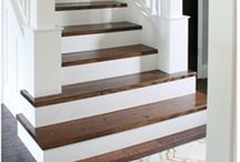 staircase/steps ideas