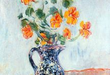 Claude Monet's Art / Claude Monet's art that I love (discovering my personal taste).