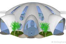 Dome Designs by Mike Gallagher from GallaghersArt.com