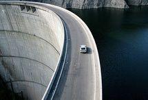 1. bridges, water constructions
