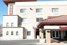 Places to Stay / Garden Place Suites Sierra Vista AZ Hotel