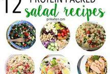 delicius protein salad