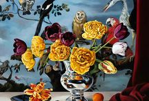 Sherrie Wolf / Artist and painter, still life