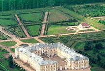 Latvia: Rundale ja Bauska
