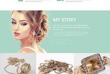 Дизайн сайта handmade
