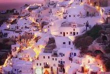 Países e cidades / lugares maravilhosos