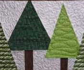 cristmas quilting