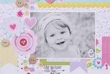 Scrapbook Pages - Single / by Lindy Watson Holland
