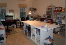 Dream sewing room ideas and inspiration