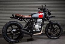 Honda CBF250 Brat