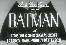 Classic Batman / by Jamie Mabe