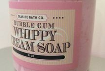Body Soaps / by Che' Robin Harris