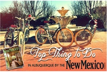 #ABQ Explore / Here at Routes Bicycle Rentals & Tours we pride ourselves in being #Albuquerque Experts! Ask us anything, we're eager to help ---> that is, after all, what we're here for!