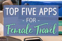 Utazás applikációk