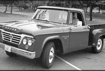 Dodge Pickups 1961~71 / History of Dodge Pickups #9