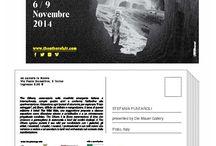 The Others Fair | 6-9 Novembre Torino /  The Others è un progetto espositivo internazionale dedicato all'arte contemporanea emergente, giunto alla sua quarta edizione.Essere il lato selvaggio, quello libero, quello difficile da definire, da categorizzare; il lato dell'arte e della sperimentazione imprevedibile e in metamorfosi. Una continua ricerca aperta, per scoprire che l'immagine riflessa e l'ombra mostrano molto più di quello che ti aspettavi.