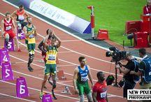 London 2012 Paralympics / London 2012 Olympics and Paralympics Games.