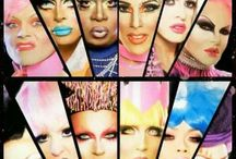 RuPaul's All Stars Contestants: 10/22/12 / RuPaul's All Stars Winner will receive $1000.00 gift package from New Attitude Wigs http://www.newattitudewigs.com / by Transgendered.net: Male to Female Transformations