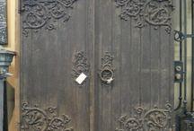 Doorways... / by Echo Blomquist Vogt