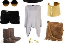 Festival attire / by Carrie Hickman