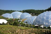 A Trip to the Eden Project / The Eden Project is a must for anyone who loves nature. Some Highlights from our latest trip.