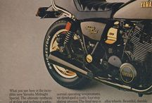 Yamaha Motorcycle Ads