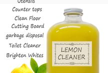 homemade  cleaner / cleaner