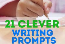 Literacy Writing Prompts