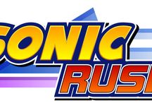 Sonic Rush / Official Artwork from Sonic Rush, featuring mostly images of the Sonic the Hedgehog franchise either a) prior to being in a rush or b) during their rush phase  More info on this game at http://sonicscene.net