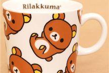 -☆ Rilakkuma! ☆- / The cutest teddy bear on earth! ʕ •ᴥ•ʔ
