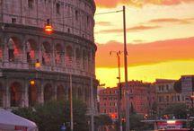 My Rome / Sunset
