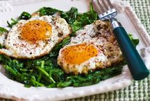 low carb egg dish