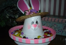 Easter Crafts & food / by Sandy Laws