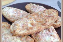 Ricette Salatini/Antipasti