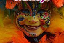 Schminkkunst fotowedstrijd Carnaval 2016 / Laat ons jouw mooiste schminkcreatie zien en win een cadeaubon van € 111! Meer info: http://www.schmink-cursus-carnaval.nl/schmink-fotowedstrijd