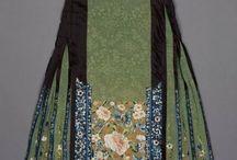 China costume XVI century
