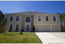 OUR NEW HOUSE! / The home we just bought in Palm Coast.