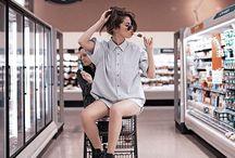 Shooting Supermarkt