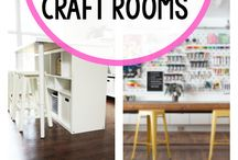 Spaces: Craft Rooms