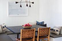 :: Kitchen Nook Inspiration  ::