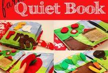 kids quiet books